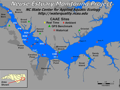 neuse-estuary-project